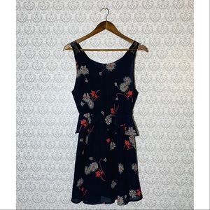 Urban Outfitters Reformed Floral Dress Small